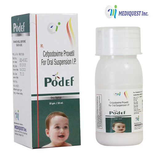 PODEF DRY SYP
