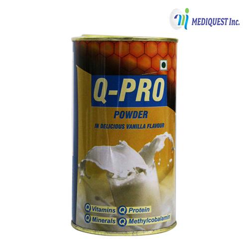 Q-PRO POWDER (TIN PACK)