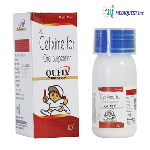 QUFIX DRY SYRUP