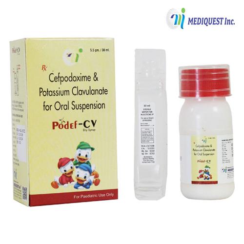 PODEF-CV DRY SYP