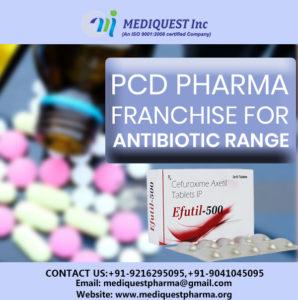 Top PCD Pharma Franchise For Antibiotics Range