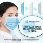 3 Ply Face Mask Manufacturers in India