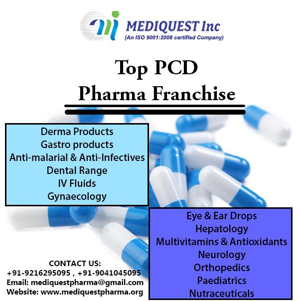 Pharma Franchise in Baddi